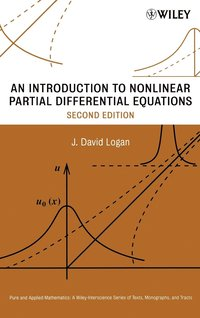 bokomslag An Introduction to Nonlinear Partial Differential Equations