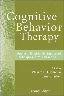 bokomslag Cognitive Behavior Therapy: Applying Empirically Supported Techniques in Your Practice