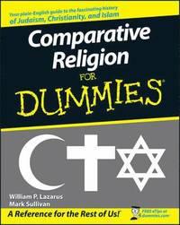 bokomslag Comparative Religion For Dummies