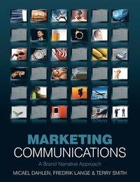 bokomslag Marketing Communications