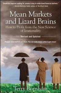 bokomslag Mean Markets and Lizard Brains