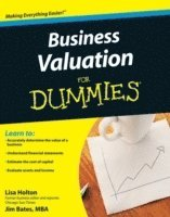 bokomslag Business Valuation For Dummies