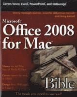 bokomslag Microsoft Office 2008 for Mac Bible