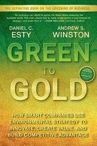 bokomslag Green to Gold