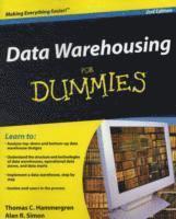 bokomslag Data Warehousing For Dummies, 2nd Edition