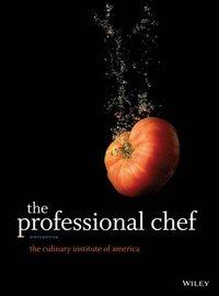 bokomslag The Professional Chef, 9th Edition