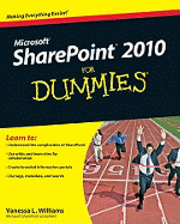 bokomslag SharePoint 2010 For Dummies