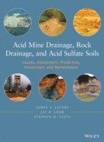 bokomslag Acid Mine Drainage, Rock Drainage, and Acid Sulfate Soils