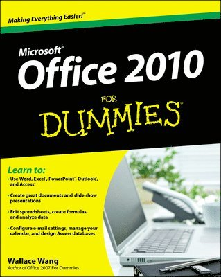 bokomslag Microsoft Office 2010 for Dummies