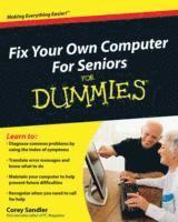bokomslag Fix Your Own Computer for Seniors for Dummies