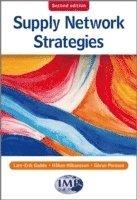 bokomslag Supply Network Strategies