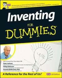 bokomslag Inventing For Dummies (R)