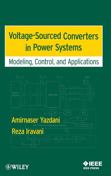 bokomslag Voltage-Sourced Converters in Power Systems