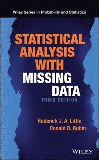 bokomslag Statistical Analysis with Missing Data