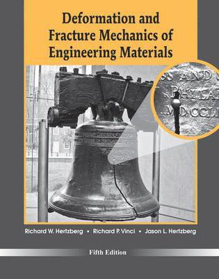 bokomslag Deformation and Fracture Mechanics of Engineering Materials