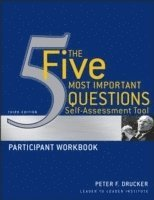 bokomslag The Five Most Important Questions Self Assessment Tool