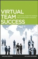 bokomslag Virtual Team Success: A Practical Guide for Working and Leading from a Distance