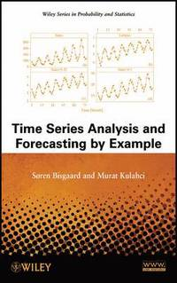 bokomslag Time Series Analysis and Forecasting by Example