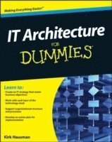 bokomslag IT Architecture for Dummies