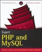 bokomslag Expert PHP and MySQL