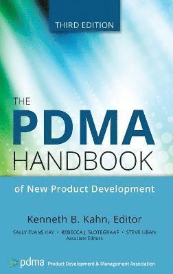 bokomslag The PDMA Handbook of New Product Development
