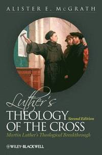 bokomslag Luther's Theology of the Cross