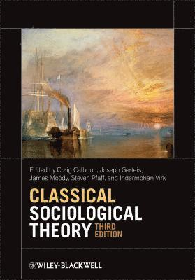 bokomslag Classical Sociological Theory