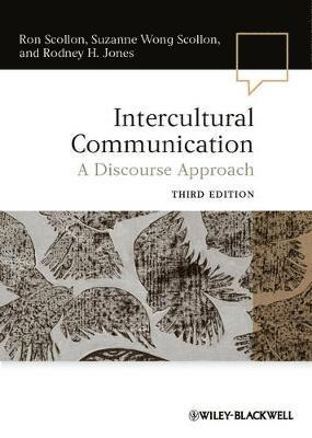 bokomslag Intercultural Communication: A Discourse Approach, 3rd Edition