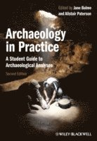 bokomslag A Student Guide to Archaeological Analyses
