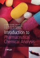 bokomslag Introduction to Pharmaceutical Chemical Analysis