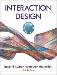bokomslag Interaction Design 3rd Edition