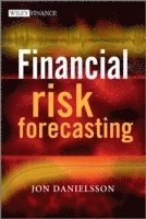 bokomslag Financial Risk Forecasting