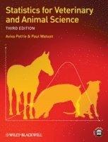 bokomslag Statistics for Veterinary and Animal Science