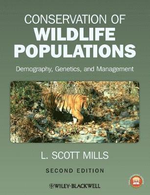 bokomslag Conservation of Wildlife Populations: Demography, Genetics, and Management