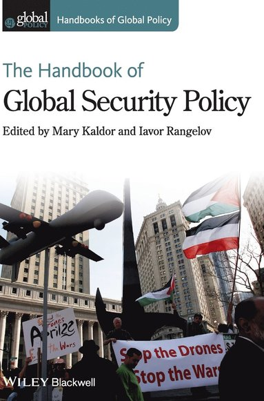 bokomslag The Handbook of Global Security Policy