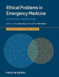 bokomslag Ethical Problems in Emergency Medicine
