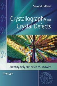 bokomslag Crystallography and Crystal Defects