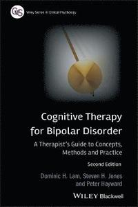 bokomslag Cognitive Therapy for Bipolar Disorder