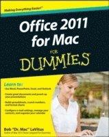 bokomslag Office 2011 for Mac For Dummies