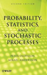 bokomslag Probability, Statistics, and Stochastic Processes