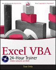 bokomslag Excel VBA 24-Hour Trainer