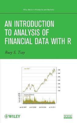 bokomslag An Introduction to Analysis of Financial Data with R