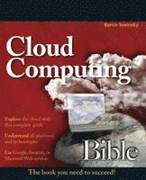 bokomslag Cloud Computing Bible