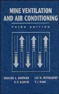 bokomslag Mine Ventilation and Air Conditioning