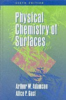 bokomslag Physical Chemistry of Surfaces