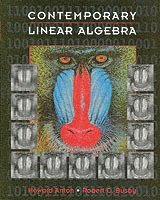 bokomslag Contemporary Linear Algebra
