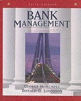 bokomslag Bank Management: Text and Cases, 5th Edition