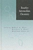 bokomslag Reactive Intermediate Chemistry