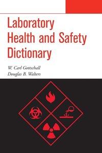 bokomslag Laboratory Health and Safety Dictionary