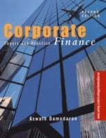 bokomslag Corporate Finance: Theory and Practice, 2nd Edition